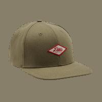 Deus Hemp Baseball Cap - tea - olive