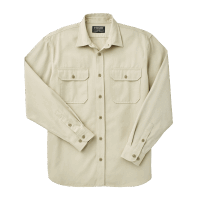 Filson Chino Twill Shirt - Twine