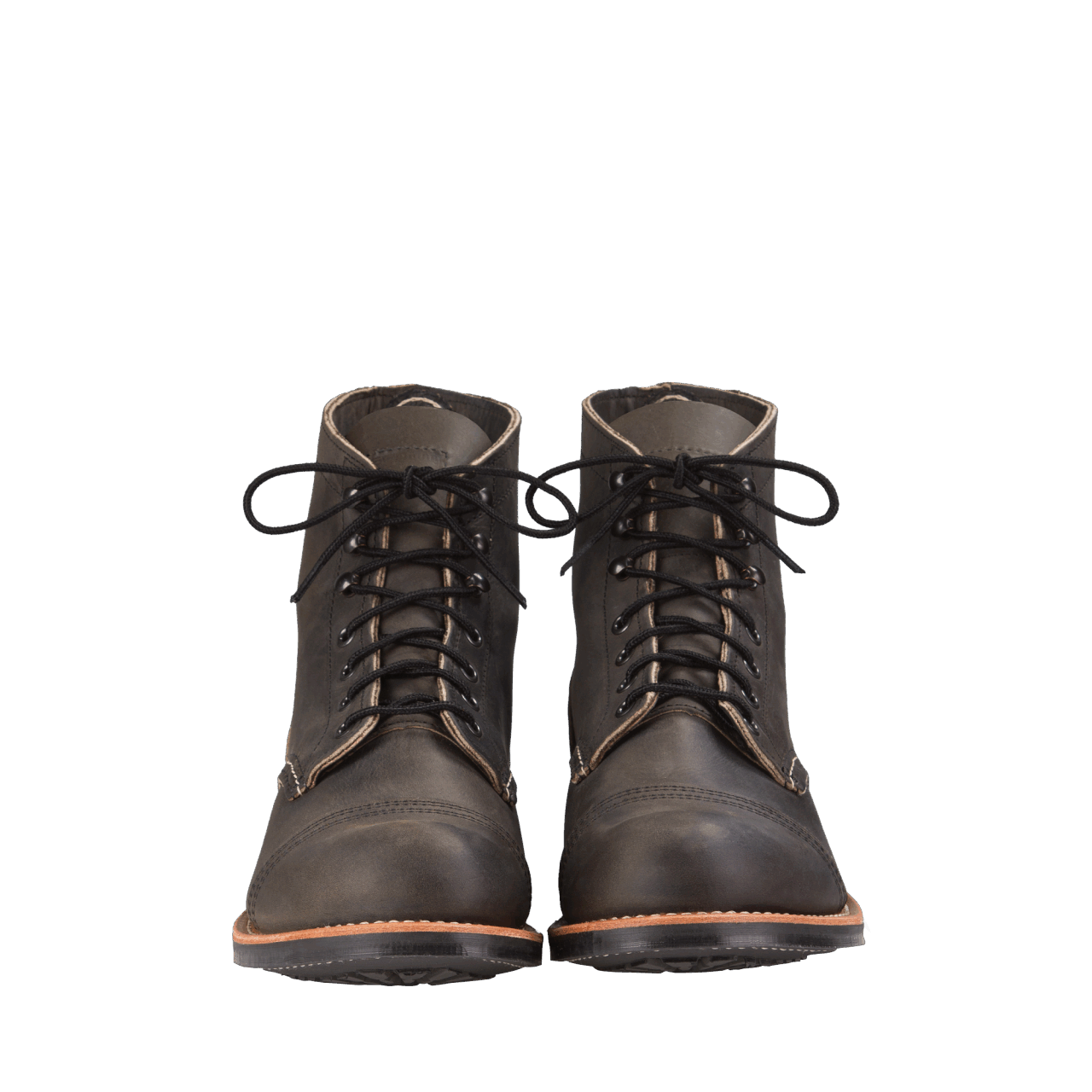 Red Wing 8086 Iron Ranger - Charcoal R & T