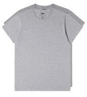 Edwin Double Pack T-Shirt grey