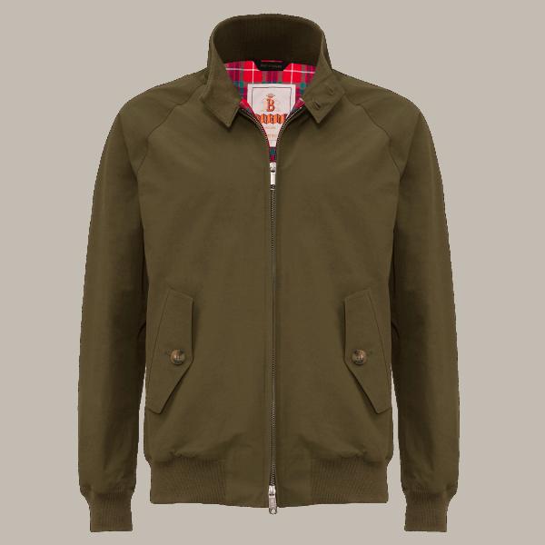 Baracuta G9 Jacket - beech