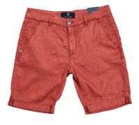 BLUE DE GENES Teo Shane Shorts - jeans red
