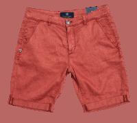 BLUE DE GENES Teo Shane Shorts - jeans red