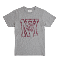 Bowery NYC - NY Skull Rider - Melange