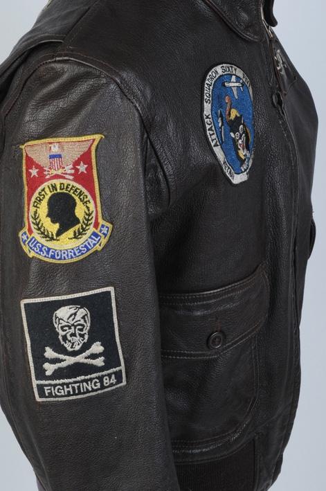 Cockpit G-1 U.S.S. Forrestal
