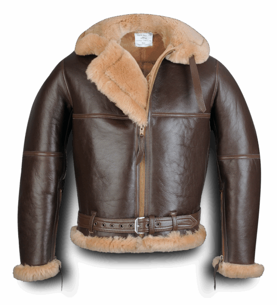AERO LEATHER RAF SHEEPSKIN FLYING JACKET