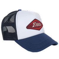 Deus Diamond Trucker - blue / white / red