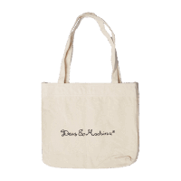 Deus Tote Bag - Canvas White