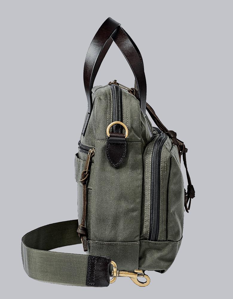 Filson Dryden Briefcase - otter green