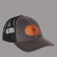 Filson Mesh Snap Logger Cap - Brown