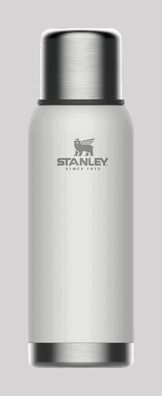 Stanley Adventure Vacuum Bottle 1,0L - weiß