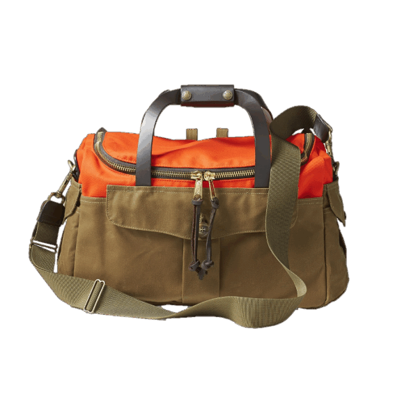 Filson Sportsman´s Bag Heritage Tan / Otter Green