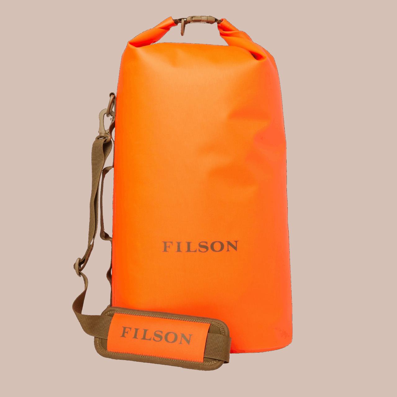Filson Dry Bag Large - Flame