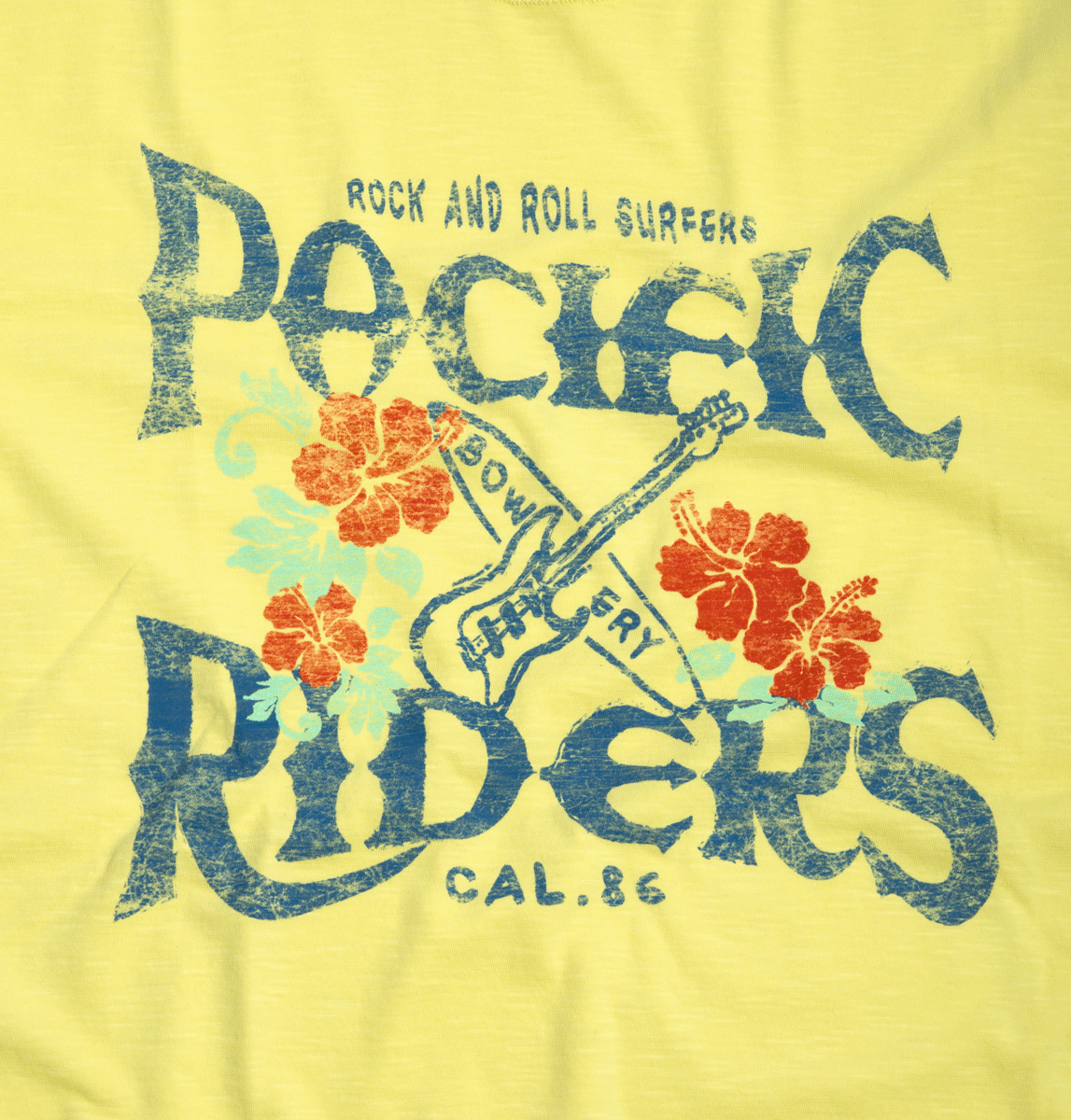 Bowery NYC - Pacific Riders - Lime
