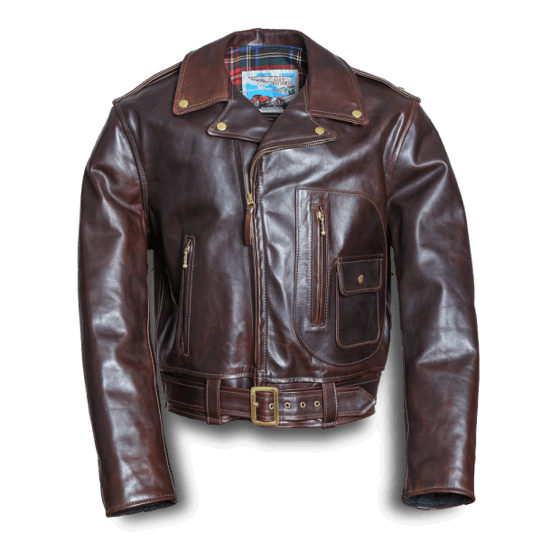 Aero Leather King of the Road brown