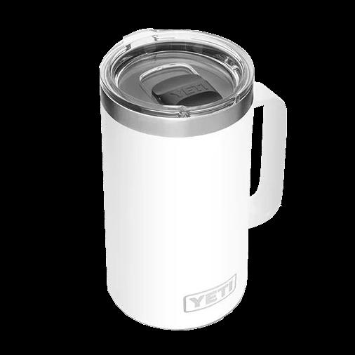 YETI Rambler 24oz (710ml) Mug - white