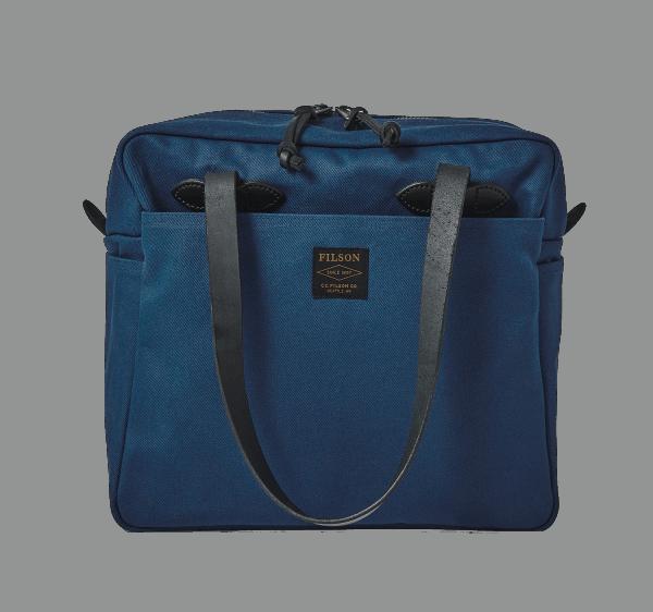 Filson Zip Tote Bag - Flag Blue