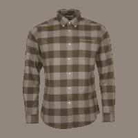 Barbour Malton Tailored Shirt - olive