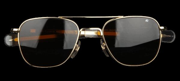 AO Eyewear Original Pilot - gold - braun
