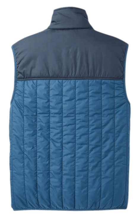 Filson Ultra Light Vest - blue