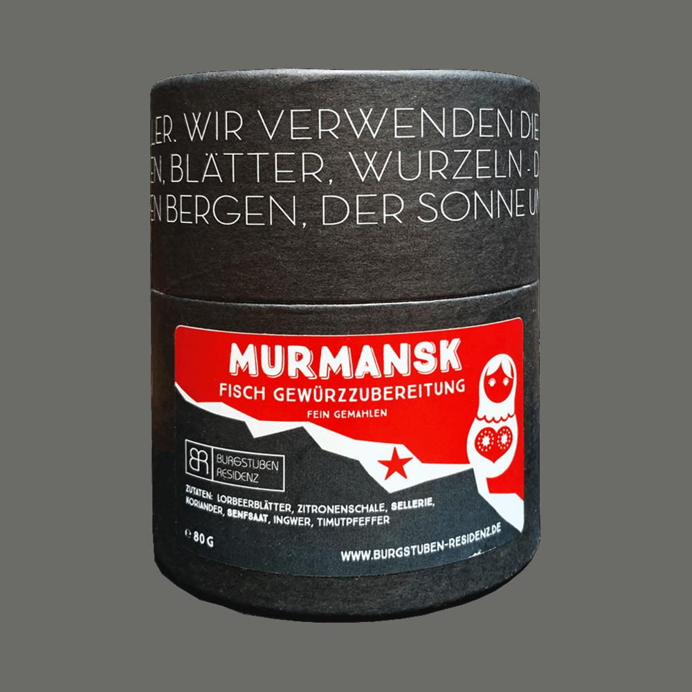 Alex Wulf WILD GEWÜRZMISCHUNG MURMANSK