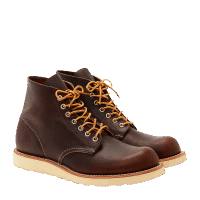 Red Wing 8196 Round Toe Brial Oil