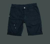 BLUE DE GENES Lia String Shorts Navy