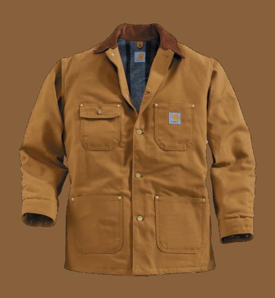 Carhartt Chore Coat, brown