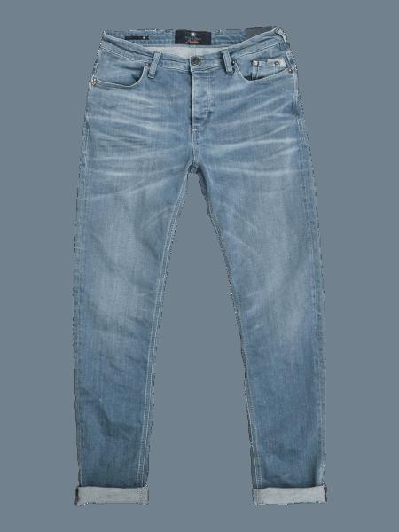BLUE DE GENES Repi Art Medium Jeans