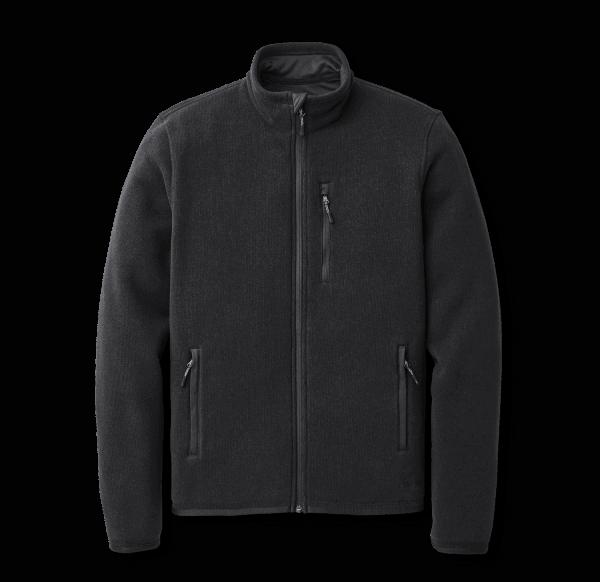 Filson Ridgeway Fleece Jacket - black