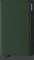 Secrid Slimwallet - Matte - grün