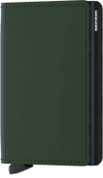 Secrid Slimwallet - Matte - green