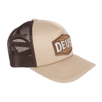 Deus American Twin Trucker - Black