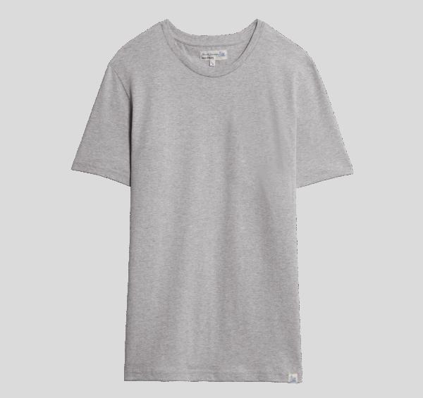Merz beim Schwanen Basic T-Shirt - Grey Mel