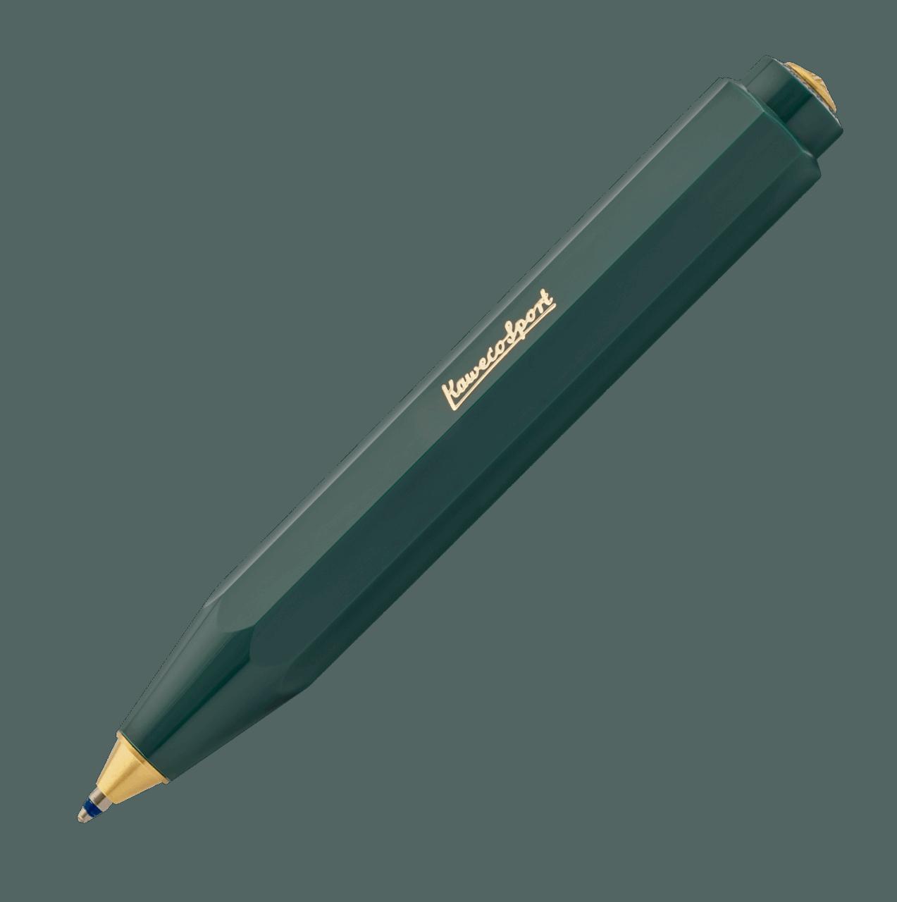 Kaweco Classic Sport Kugelschreiber grün