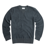 Bowery NYC - Crew Sweat - Pirate Black